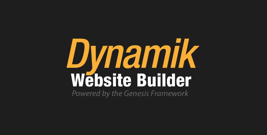 Dynamik Website Builder by Cobalt Apps.