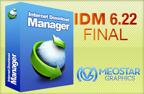 Free Download IDM 6.22 Final