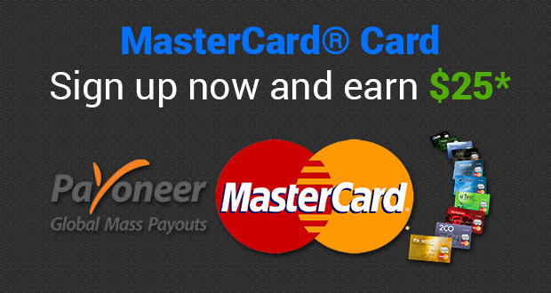 Payoneer Master Card in Pakistan (Complete Guide)