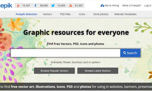 5 Best Websites for Free Vector Graphics