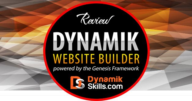 Dynamik Website Builder Review